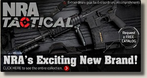 NRA Tactical Products - New!